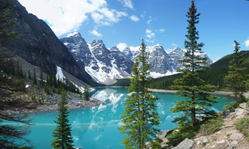 Moraine Lake 1 -All4Pc